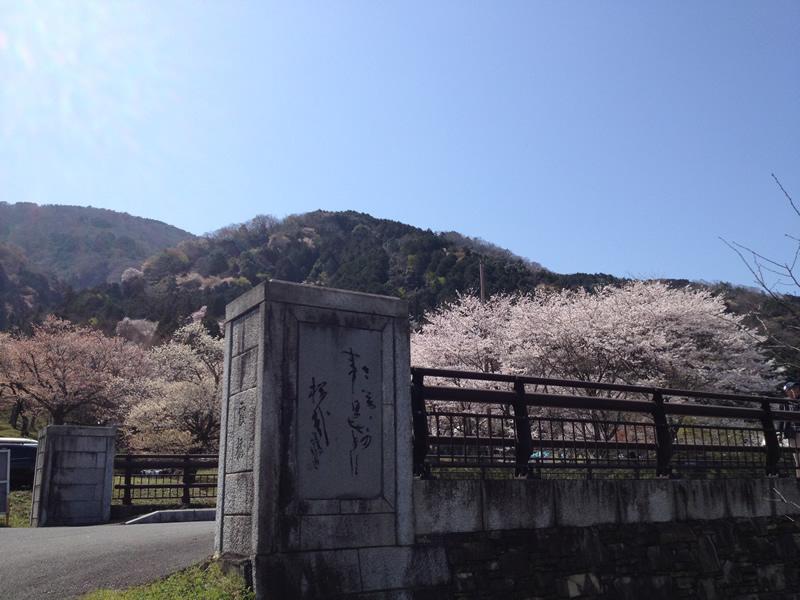 霞橋(通称:めがね橋)