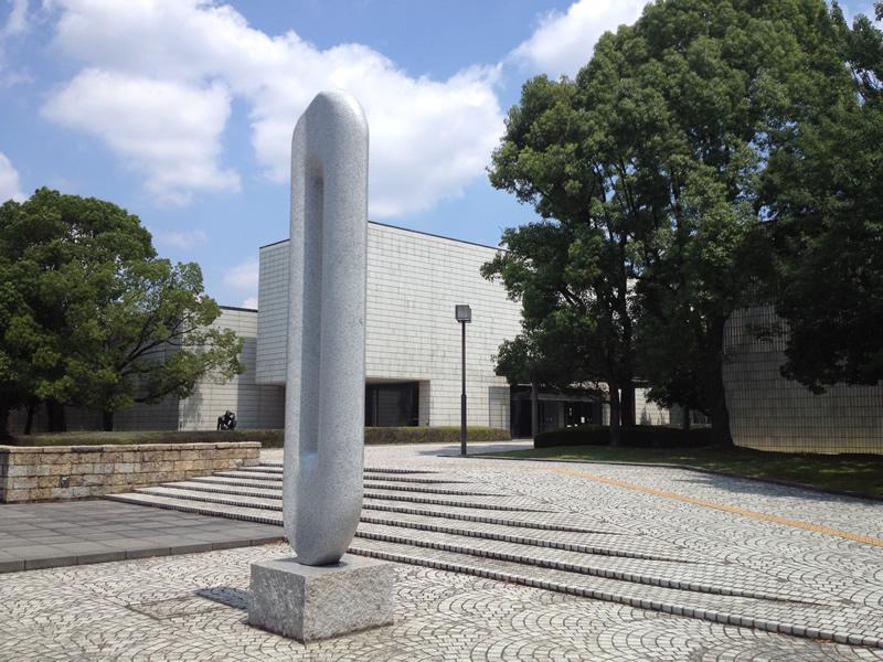 岐阜県美術館 建屋