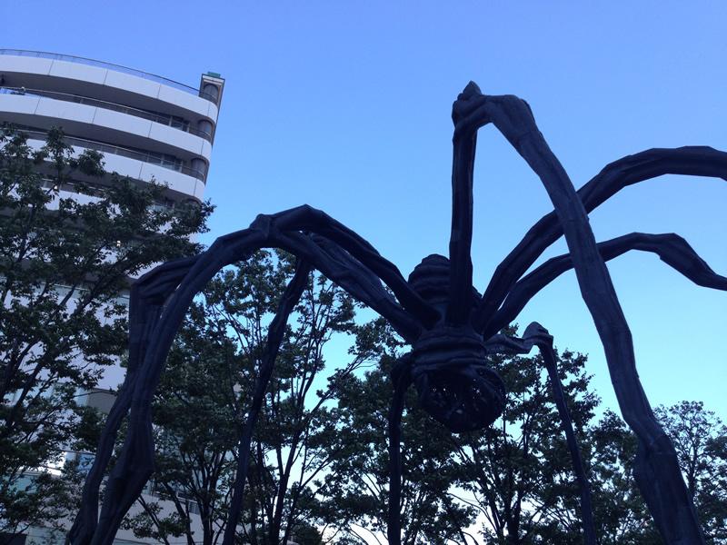 六本木ヒルズ蜘蛛のモニュメント