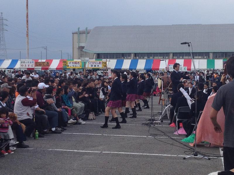 白子高校吹奏楽部 イベント