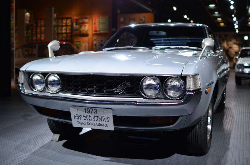トヨタ セリカ1973
