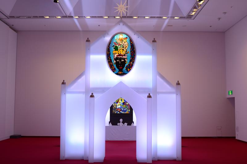 太陽の礼拝堂