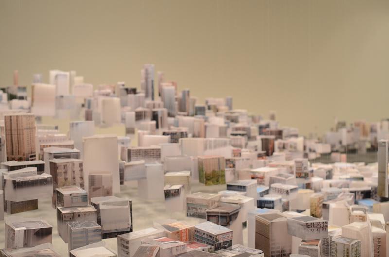 浮遊する都市2011-13