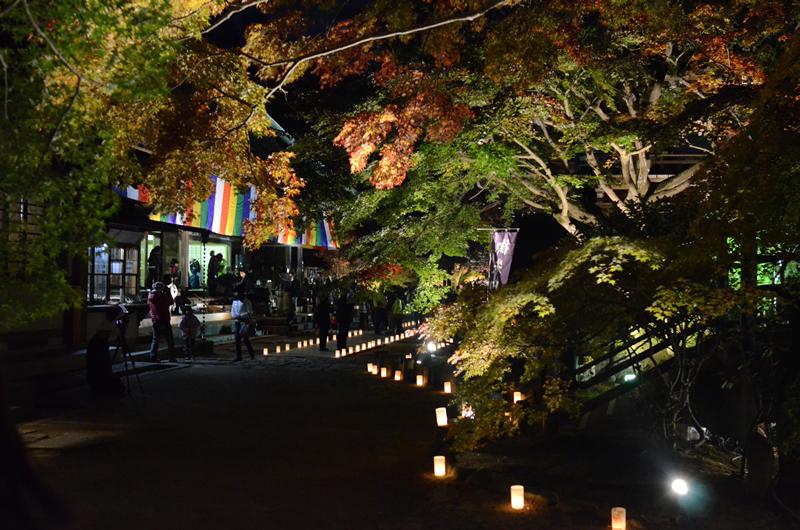 永源寺 本堂への参道