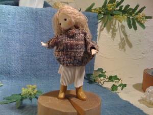 木下佐智子さんの人形