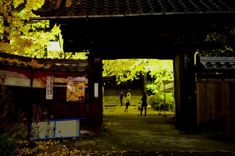 祖父江 祐専寺の入口