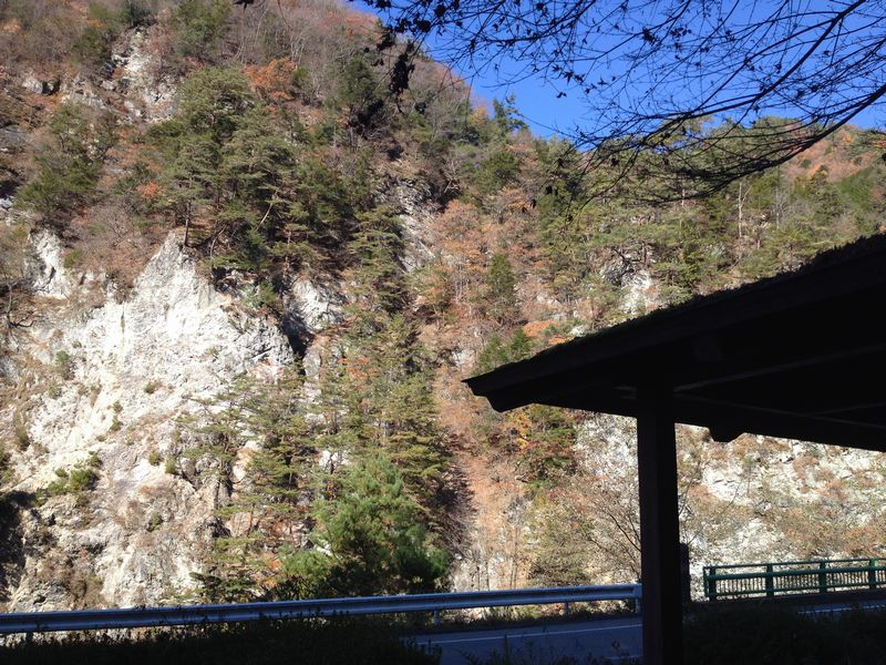 上村 天神峡公園