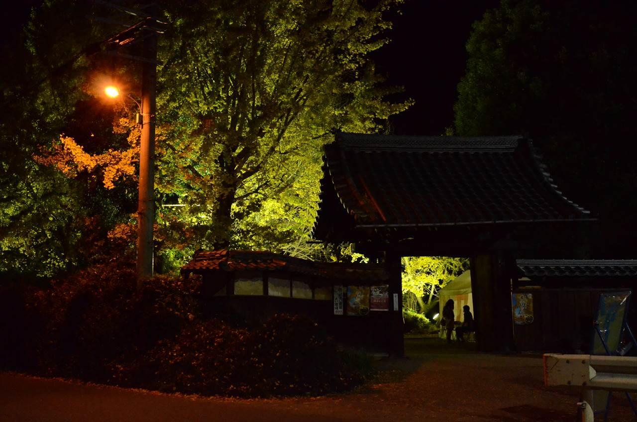 祐専寺の入口