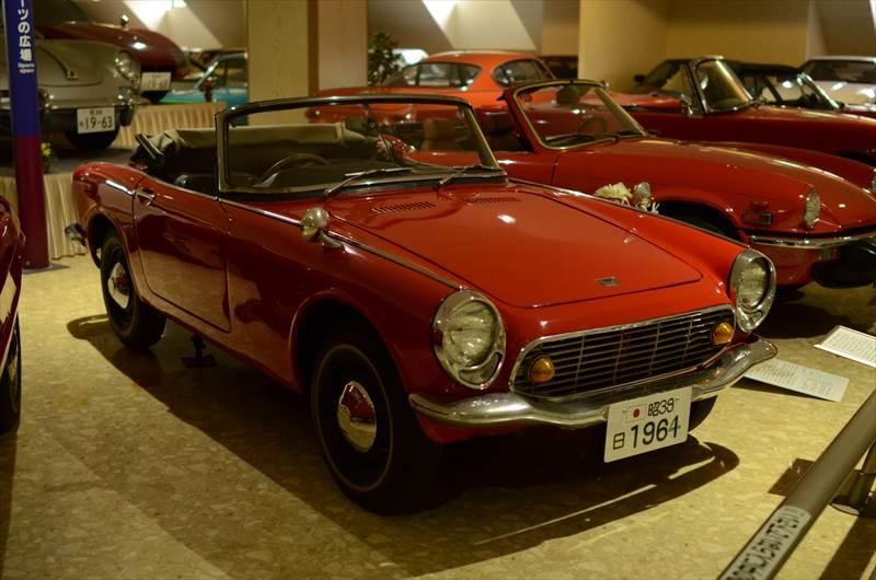 ホンダ・S600