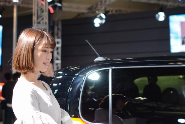 名古屋モーターショー2017 ダイハツコンパニオン