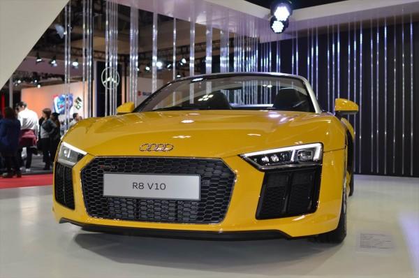 名古屋モーターショー2017 Audi