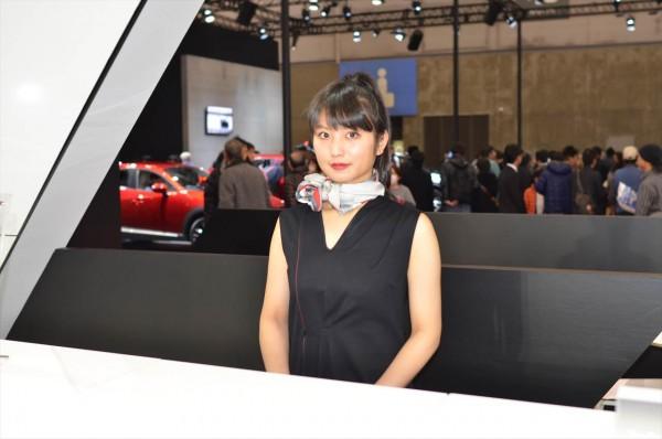 名古屋モーターショー2017 Audiコンパニオン