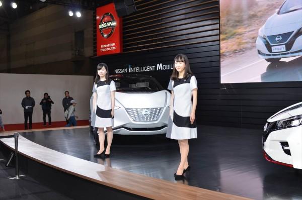 名古屋モーターショー2017 日産コンパニオン