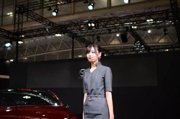 名古屋モーターショー2017 マツダコンパニオン