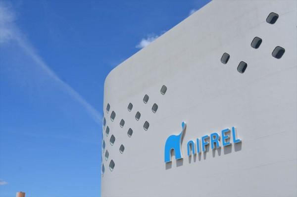 ニフレル水族館ロゴ